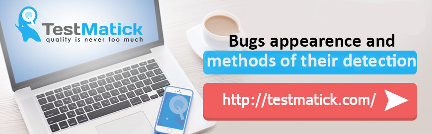 Bugs appearence and methods of their detection