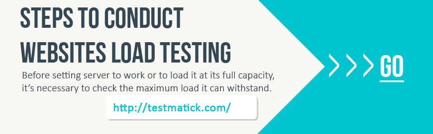 Steps to Conduct Websites Load Testing