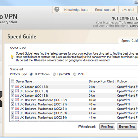 how to use hma pro vpn