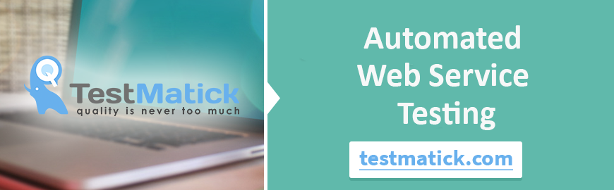 Automated Web Service Testing