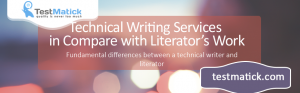 TECHNICAL-WRITING -SERVICES-IN-COMPARE-WITH-LITERATOR'S-WORK