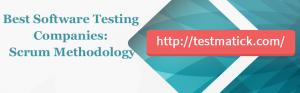 Best-Software-Testing-Companies-Scrum-Methodology