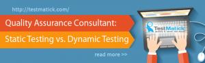 Quality-Assurance-Consultant-Static-Testing-vs.-Dynamic-Testing