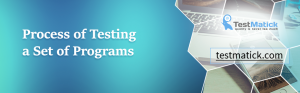 Process-of-Testing-a-Set-of-Programs