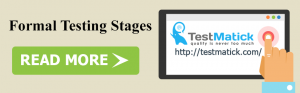 Formal-Testing-Stages
