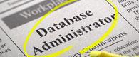 Database Admin