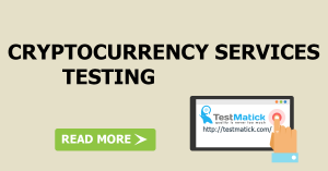 Cryptocurrency-Services-Testing
