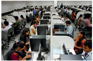 Indian IT Company's Office