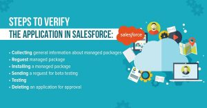 Steps to Verify the Application in Salesforce