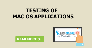 Testing of Mac OS Applications