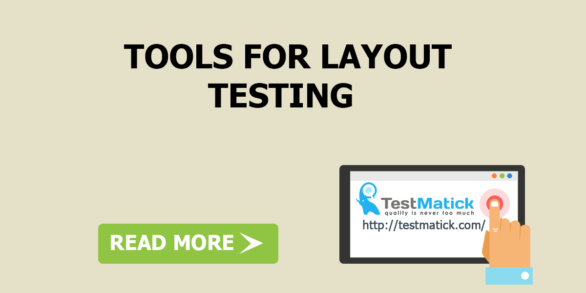 Tools-for-Layout-Testing