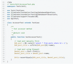 A Program Code