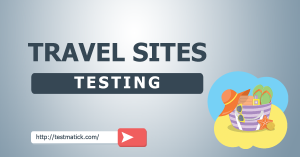 Travel-Sites-Testing