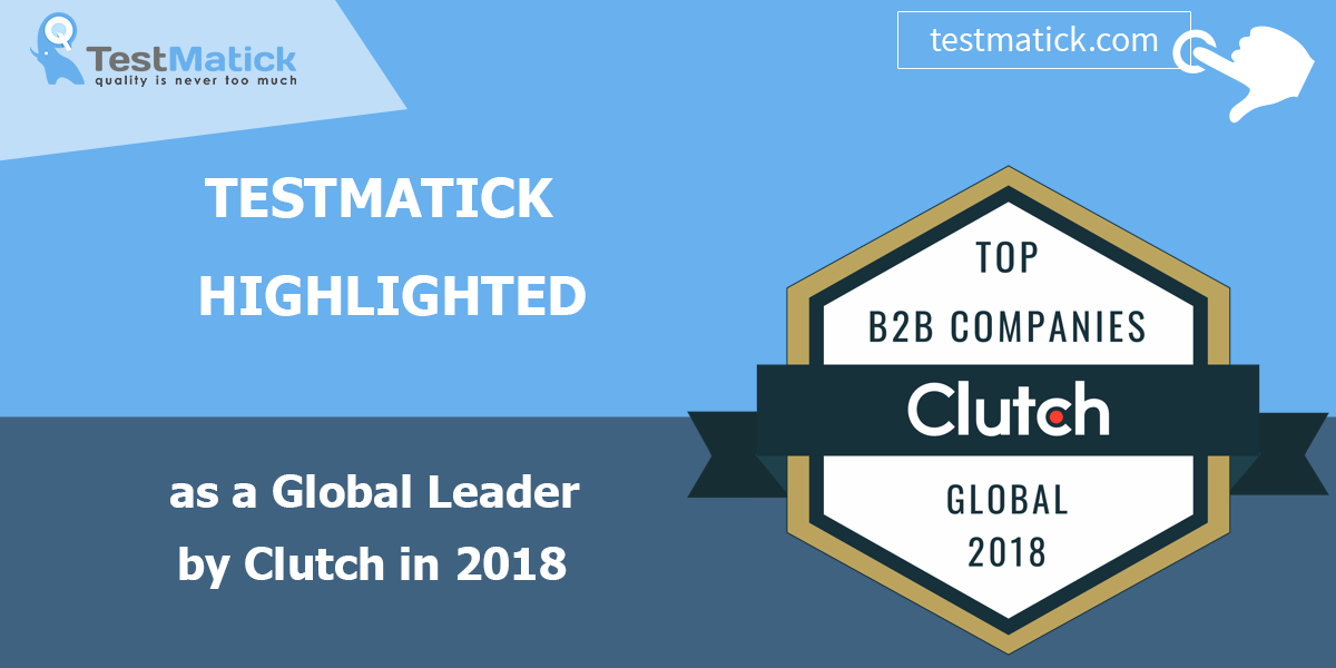 Testmatick Highlighted as a Global Leader