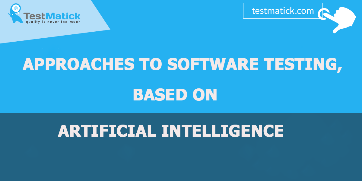 Approaches to Software Testing Based on Artificial Intelligence
