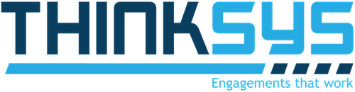 ThinkSys logo