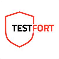 Логотип TestFort