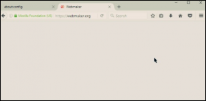 Webmaker without JavaScript