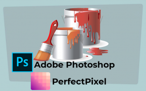 Adobe Photoshop and PerfectPixel