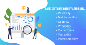 Baisc software quality attributes
