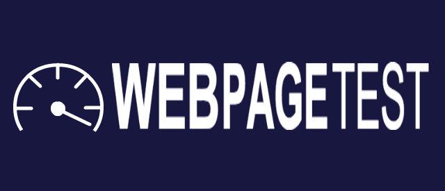Логотип WebPageTest