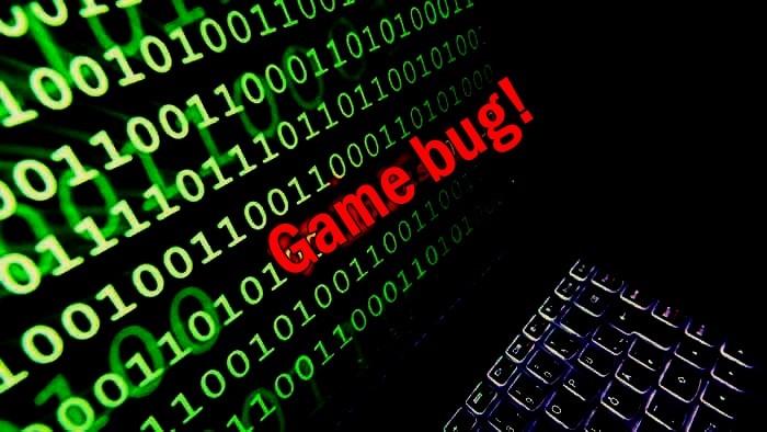 game bug