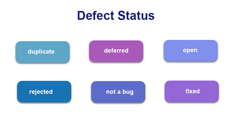 Defect Status