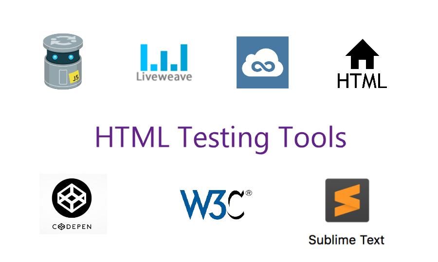 HTML Testing Tools