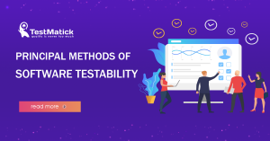 Principal Methods of Software Testability