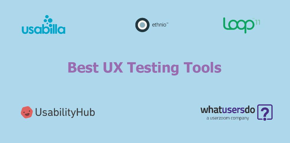 Best UX Testing Tools