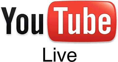Логотип YouTubeLive