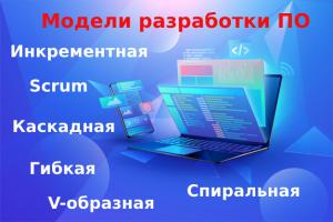 Модели разработки ПО
