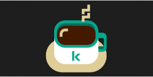 Логотип Kaspresso