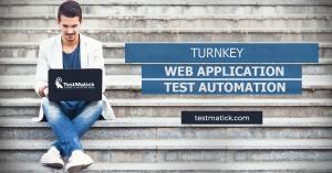 Turnkey-Web-Application-Test-Automation