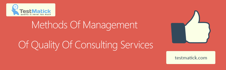 Dissertation consulting service quality management