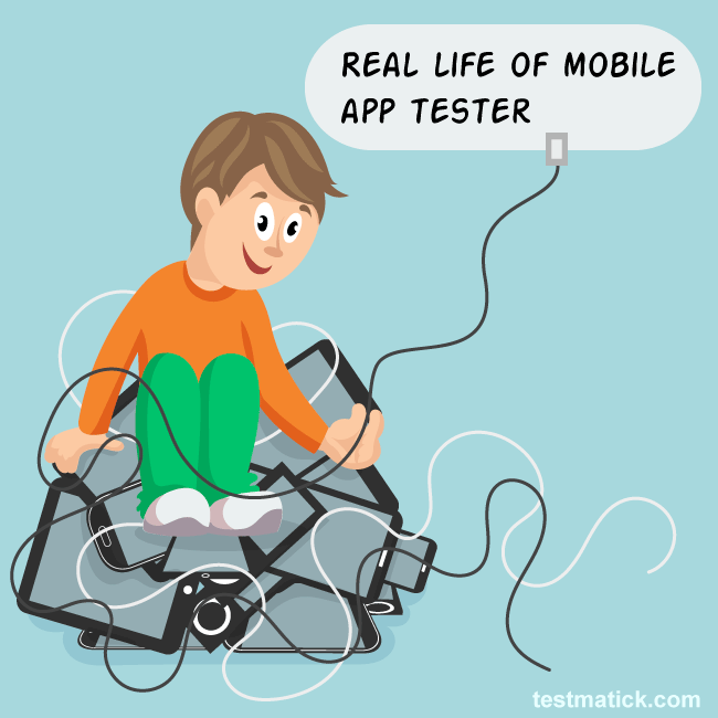 Testing Checklist For Mobile Apps from Mobile App Testing Services Provider